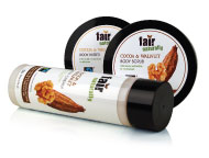 Fairtrade Cocoa & Walnut Body Range